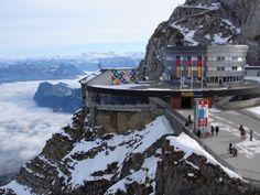 Mt Pilatus, Switzerland