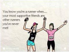 How true this is!! But a have a lot of supportive in person friends, too!