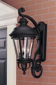 27 vintage outdoor lighting ideas