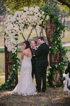 Maggie Gillespie Designs at Boot Ranch Wedding| Arch, Planning, Lighting, Floral and Event Design for Aimee & Justin| PhotoHouse Films | Fredericksburg Tx Wedding Photographer