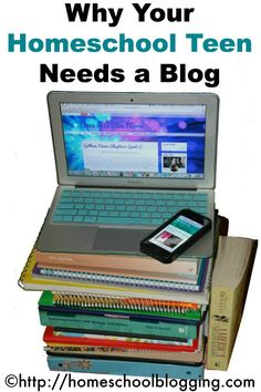 Why Your #Homeschool Teen Needs a Blog shared by Clara Blevins - a homeschooled teen.