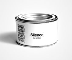 shade of whim: 45 grams of Silence
