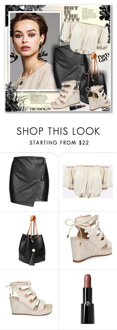 """Yoins348"" by sneky ❤ liked on Polyvore featuring Giorgio Armani, yoins, yoinscollection and loveyoins"