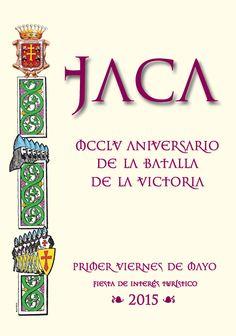 Cartel primer viernes de mayo 2015 Jaca