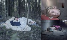 {  HARROWING SERIES OF PHOTOS SHOWS HOW MIGRANT CHILDREN FLEEING THE SYRIAN CIVIL WAR ARE FORCED TO SLEEP IN THE FORESTS, ALLEYS AND GUTTERS OF EUROPE - ALONG WITH THE STORY OF HOW EACH ONE ENDED UP THERE.  } #DailyMailUK ........   http://www.dailymail.co.uk/news/article-3251456/Where-children-sleeping-Heartbreaking-series-photos-conditions-youngsters-fled-Syrian-Civil-War-forced-rest-stories-ended-there.html#ixzz3mztfssWt
