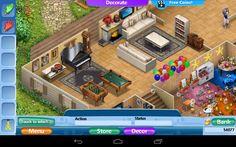 Virtual Families 2 Cheats, Disney Theory, Minecraft Designs, House Ideas, Geek, House Design, Mansions, House Styles, Random