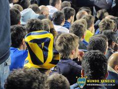 Estadio Centenario Montevideo Uruguay -Copa Libertadores 2013 - Fecha 4