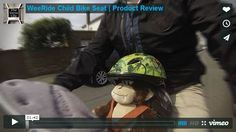 Click the image for our blog post - a tremendous video put together by one of our WeeRide product owners (with the help of his monkey)