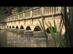 Keersluis en brug De Schans, Munnekezijl (Friesland) - YouTube