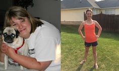 How Amy Gave Up Perfection and Lost 116 lbs