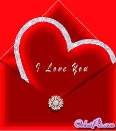 I Love You Glitter Graphics | copy and paste this html code in your friend s scrapbook p a href http ...