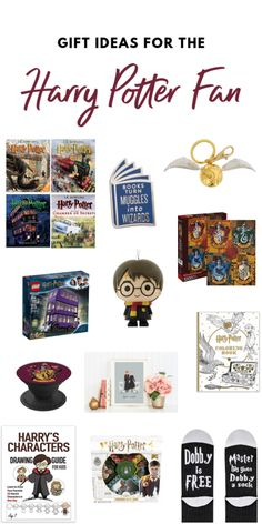 Harry Potter Gift Guide Harry Potter and his merry band of rebels are absolute cult favorites. The best part about these stories is that the magic can cross so many generations. Parents reading to their Harry Potter Toys, Harry Potter Outfits, Best Gifts For Girls, Gifts For Kids, Cute Gifts, Funny Gifts, Harry Potter Illustrations, Birthday Gifts For Grandma, Best Stocking Stuffers