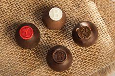 Bourbon-infused truffles invoke an old-world feel
