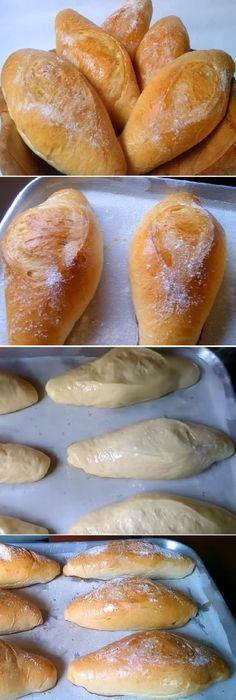Bravo! mejor PAN SALADO que este imposible, mira el paso a paso y la forma tan clara y comprensible de enseñar! #pansalado #masa #salado #comohacer #pan #panfrances #pantone #panes #pantone #pan #receta #recipe #casero #torta #tartas #pastel #nestlecocina #bizcocho #bizcochuelo #tasty #cocina #chocolate Si te gusta dinos HOLA y dale a Me Gusta MIREN... Pan Dulce, Mexican Sweet Breads, Mexican Food Recipes, Dutch Recipes, Baking Recipes, Savory Bread Recipe, Guatemalan Recipes, Venezuelan Food, Colombian Food