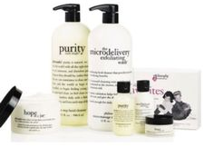 Philosophy beauty products are the best products I've ever used. I definitely recommend them to everyone!