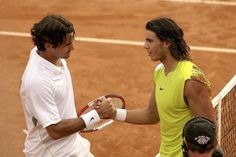 Roger Federer: ´Here Rafael Nadal is the Number One´