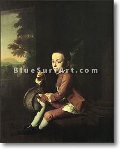 Daniel Crommelin Verplanck - £124.99   Canvas Art 48c4b634c8af9