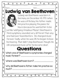 All-About-Musicians-Bundle-Mozart-and-Beethoven-2066190 Teaching Resources - TeachersPayTeachers.com