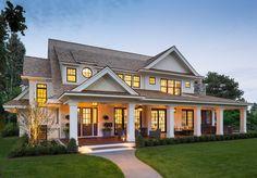 Dream home. Dream home front porch. Dream home architecture #Dreamhome  Elevation Homes