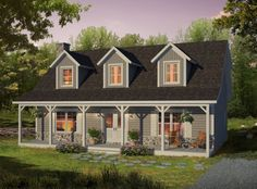 Prefab homes and modular homes in Canada: Bonneville Homes - Prefabricated House Prefab Homes Canada, Modern Prefab Homes, Prefabricated Houses, Modular Homes, New House Plans, House Floor Plans, Farmhouse Plans, Modern Farmhouse, Pre Built Homes