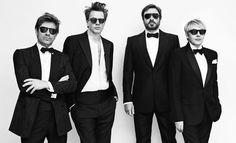 Nick Rhodes from Duran Duran interview - GQ Men Of The Year 2011 - GQ.COM (UK)