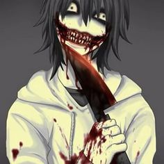 creepypasta jeff the killer - Google zoeken