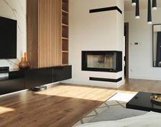 Living Room Tv Unit, Dining Room Inspiration, Design Case, Living Room Designs, Interior Design, Natural Design, Home Decor, Kitchen Models, Hall Way Decor