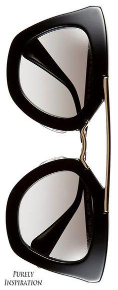 Prada Retro Sunglasses | Purely Inspiration