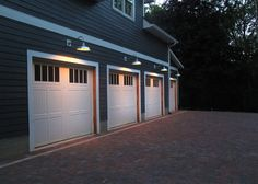 25 uniquely awesome garage lighting ideas to inspire you love these garage lights from barn light elecric aloadofball Images