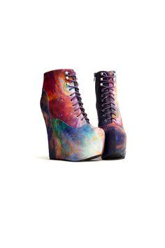Rainbow Galaxy - Damsel