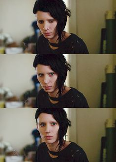 Lisbeth Salander [The Girl with the Dragon Tattoo]