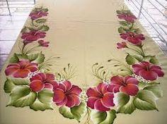 Resultado de imagen para pinterest  caminos de mesa flores