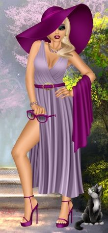 Dress Up Games | Diva Chix: