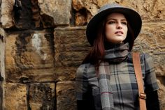 Barbour's exclusive Winter Tartan for Barbour, Tartan, Winter Hats, Hipster, Style, Fashion, Swag, Moda, Stylus