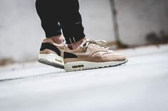 The Nike Air Max 1 Pinnacle is a luxe and first-class version of the