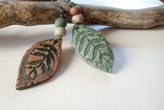 Hey, I found this really awesome Etsy listing at https://www.etsy.com/dk-en/listing/206216734/leaf-dangle-earrings-woodland-boho