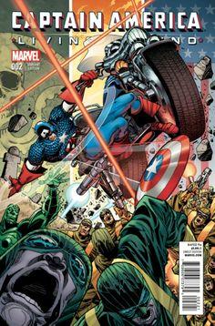 Captain America: Living Legend # 2 (Variant) by Walter Simonson