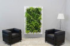 Live Picture, Living Environment, Interior Plants, Wall Design, Habitats, Wall Mount, Planter Pots, Building, Living Walls