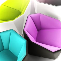 CLIP set - project 2012 by Redo Design Studio , via Behance