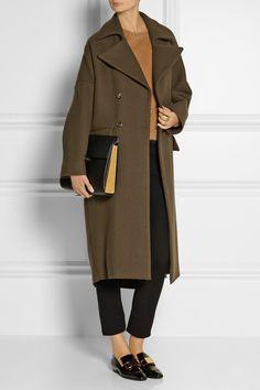 Marni Wool-felt coat  $2,528
