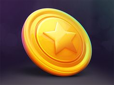 Coin icon for current project Game Gui, Game Icon, Coin Icon, Buy Gold And Silver, Button Game, Sports Graphic Design, Coin Design, Game Ui Design, Game Interface