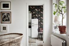VM designblogg: Διαμέρισμα 34m² στη Σουηδία