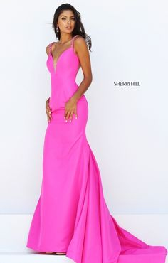 Find amazing Sherri Hill designs at Pure Couture Prom! One of Ohio's largest prom and pageant retailers!