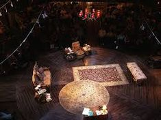 Image result for set design in the round