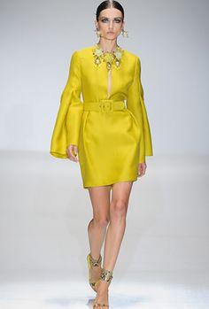 Gucci Primavera – Verano 2013 - Fiancee Bodas