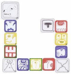Maya Tzolkin KIN 170: 8 Zaad maan 10 dag 15. Het is Witte Hond Magnetische Toon 1.