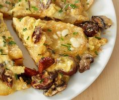 Jacques Pepin's Spanish Tortilla