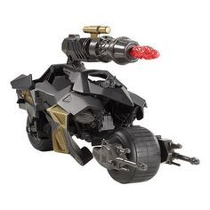 Batman The Dark Knight Rises - Attack Armor Bat Pod Vehicle angus