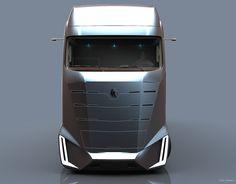 Conceptcar projects | Photos, videos, logos, illustrations and branding on Behance Car Interior Design, Automotive Design, Cool Trucks, Big Trucks, Electric Truck, Future Trucks, Shop Truck, Truck Design, Automotive Photography