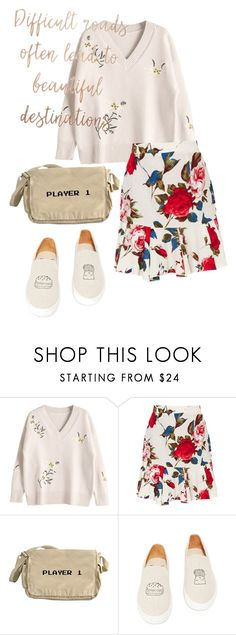 """bag"" by masayuki4499 ❤ liked on Polyvore featuring Soludos"